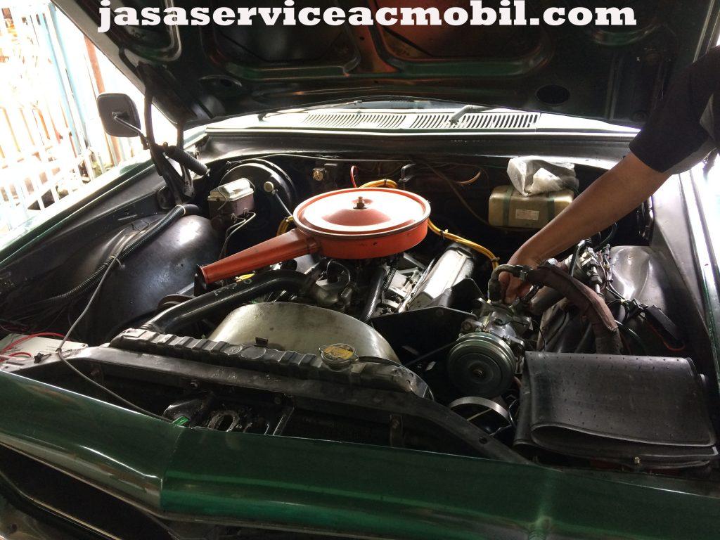 Jasa Service AC Mobil di Taman Galaksi Bekasi