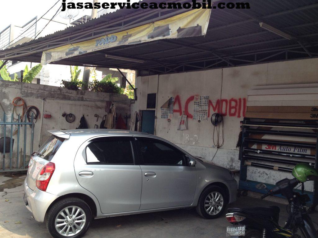 Jasa Service AC Mobil di Jalan Palem Raya Bekasi
