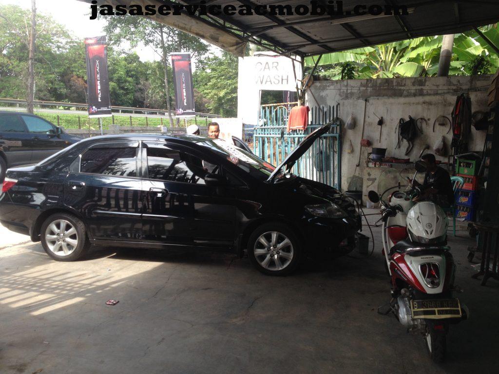 Jasa Service AC Mobil di Jalan Elang Thainesia Pondok Gede Bekasi