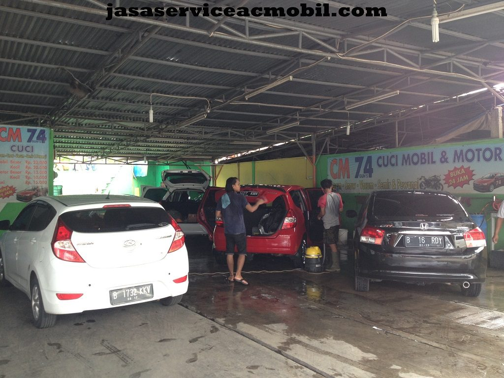 Jasa Service AC Mobil Kav Agraria Duren Sawit Jakarta Timur