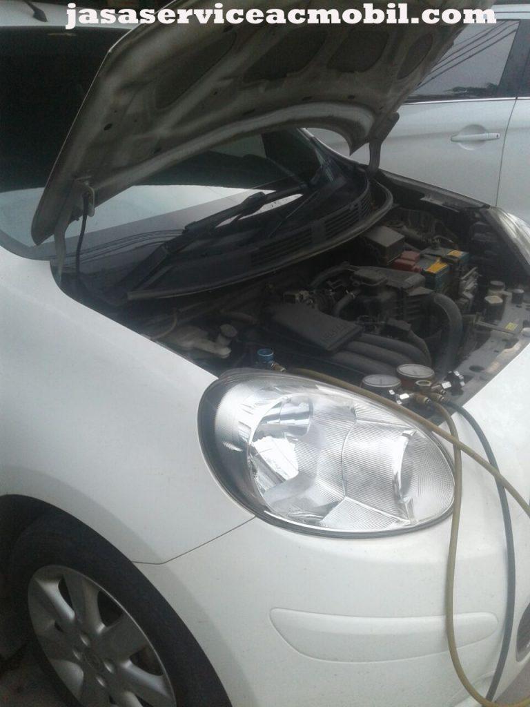 Jasa Service AC Mobil Jalan Damai Jatiwaringin Jakarta Timur