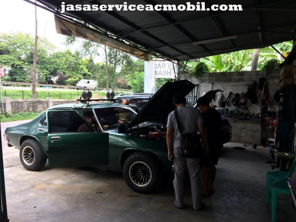 Jasa Service AC Mobil di Jalan Cendana Raya Jatibening Bekasi