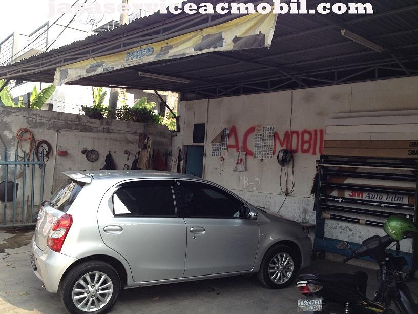 Jasa Service AC Mobil di Jalan Cemerlang Jatibening Bekasi