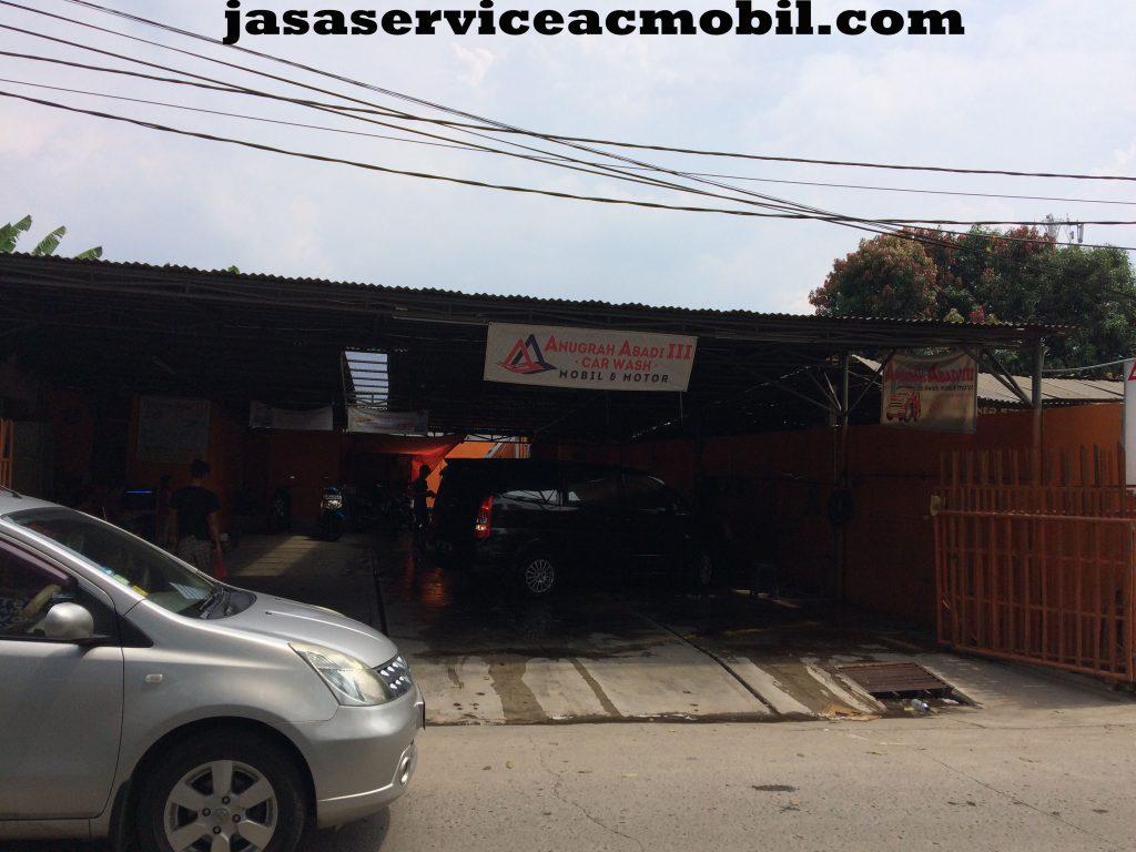 Jasa Service AC Mobil di Jalan Marnaputra Jatibening Bekasi