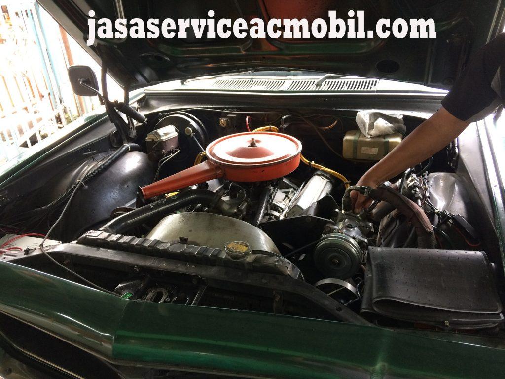 Jasa Service AC Mobil Jalan Daman Jatibening Bekasi