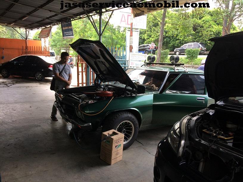 Jasa Service AC Mobil Jalan Janur Raya Pondok Kelapa Jakarta Timur