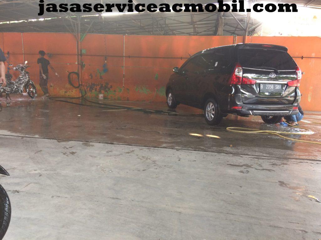 Jasa Service AC Mobil Jalan Dermaga Duren Sawit Jakarta Timur