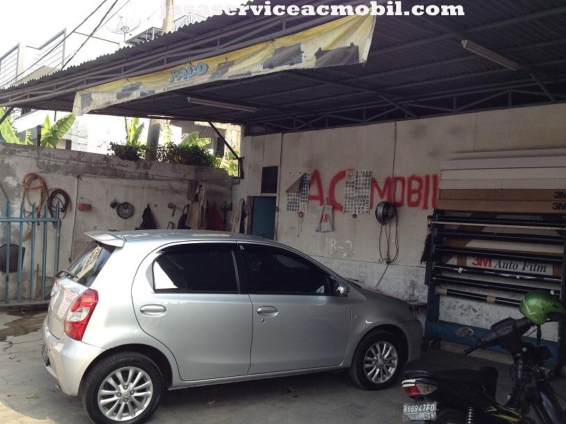 Jasa Service AC Mobil di Lubang Buaya Jakarta Timur