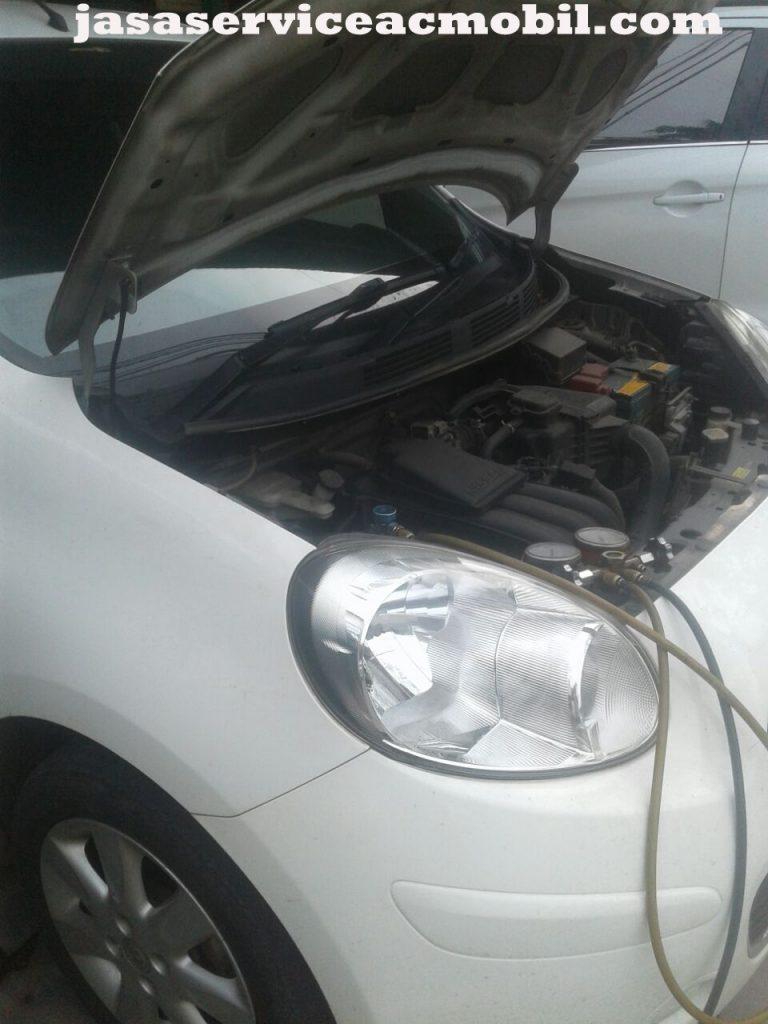 Jasa Service AC Mobil Pulogebang Jakarta Timur