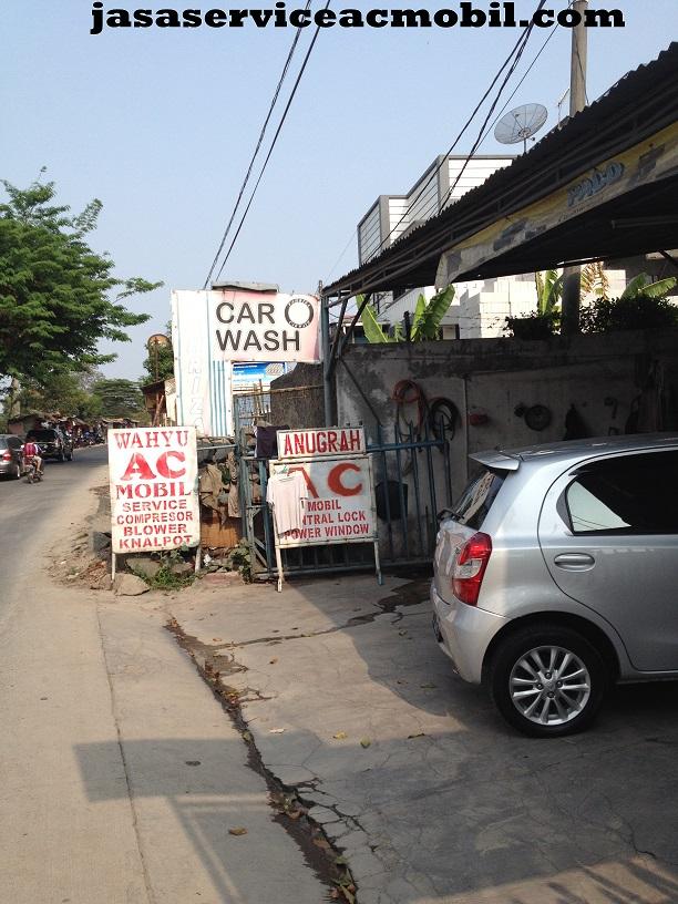 Jasa Service AC Mobil di Buaran Jakarta Timur