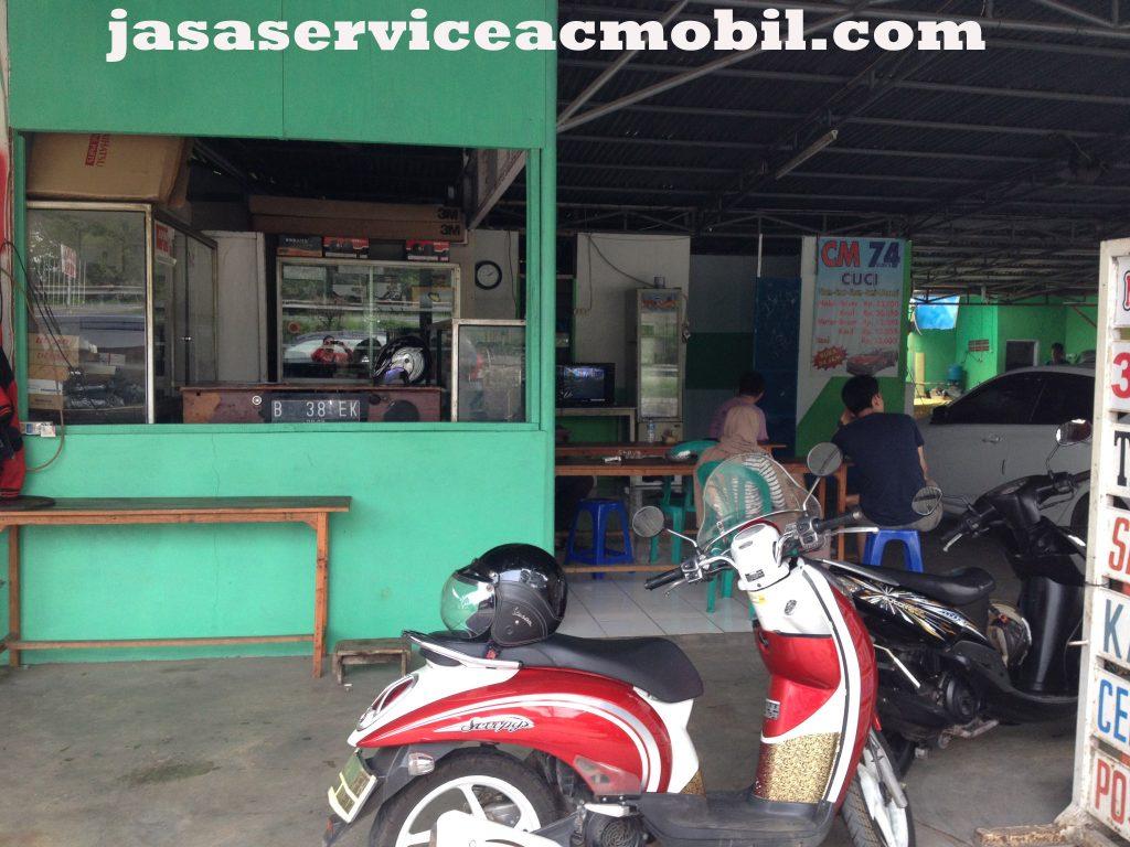 Bengkel AC Mobil Jakarta Barat