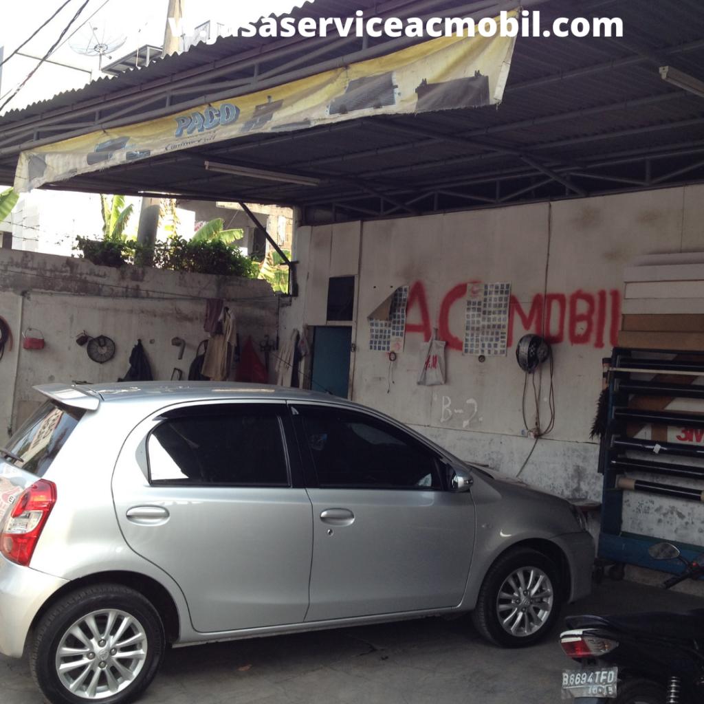 Bengkel AC Mobil Jalan Marna Putra Jatibening Bekasi