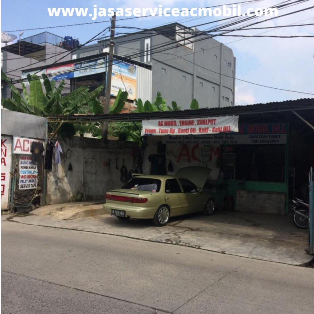 Bengkel AC Mobil di Jalan Marna Putra Jatibening Bekasi