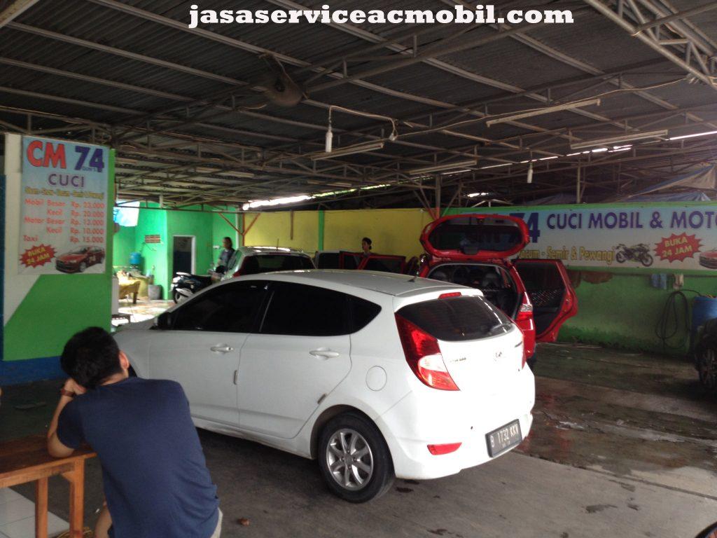 Bengkel AC Mobil Jalan Felesia Raya Jatibening Bekasi