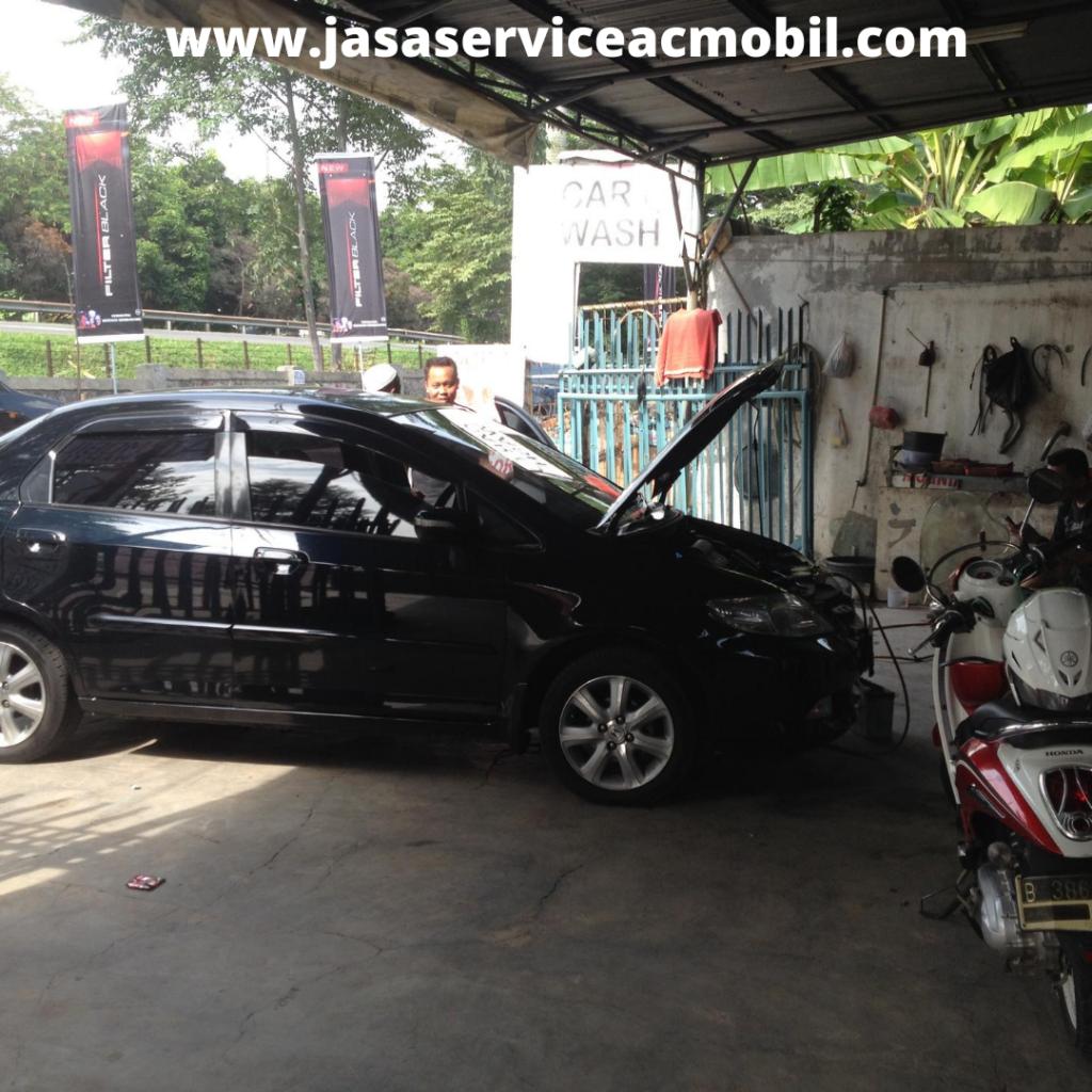 Bengkel AC Mobil di Jalan Felesia Raya Jatibening Bekasi