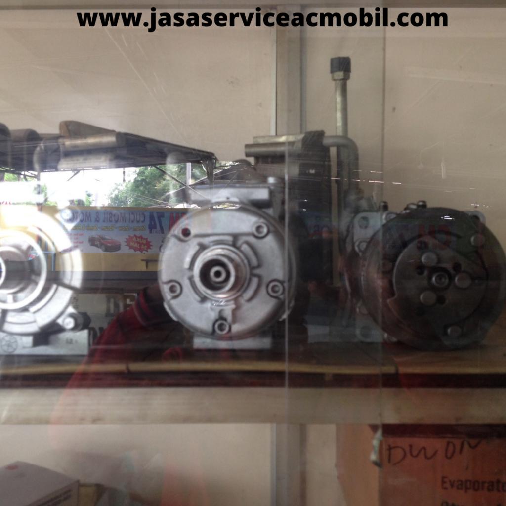 Bengkel AC Mobil Jalan Salawati Pondok Gede Jakarta Timur