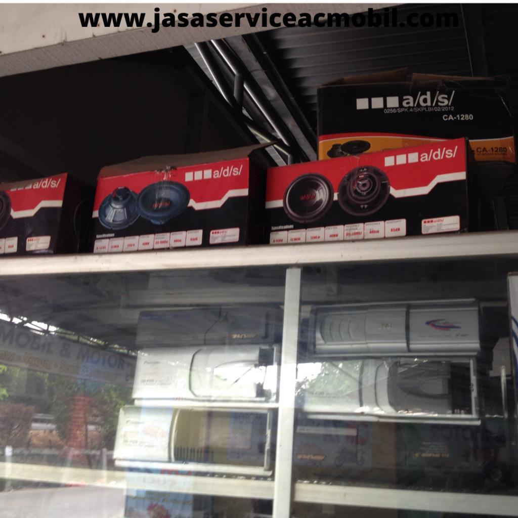 Bengkel AC Mobil di Jalan Bintuni Pondok Gede Jakarta Timur