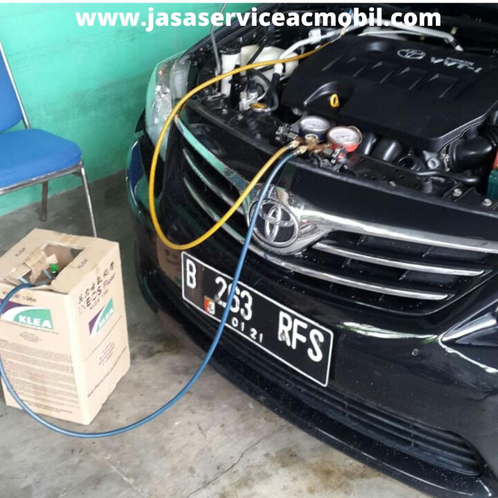 Bengkel Kompresor AC Mobil Jakarta Barat