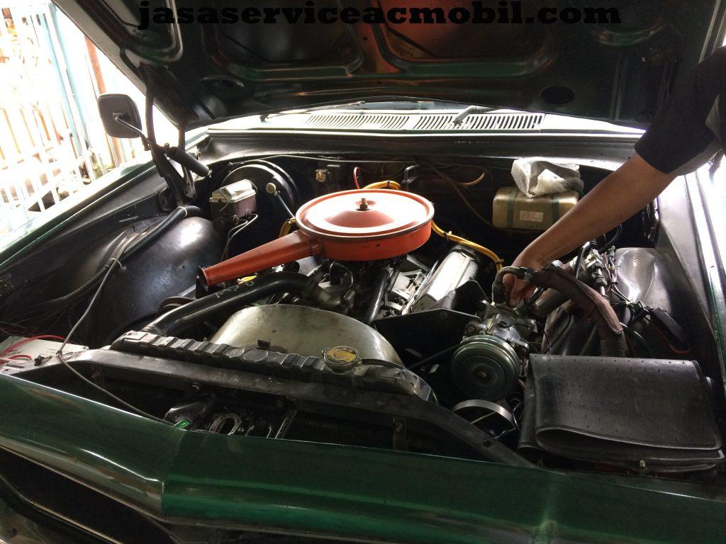 Bengkel Kompresor AC Mobil di Jakarta Selatan